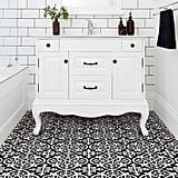 FloorPops Gothic Peel and Stick Tiles