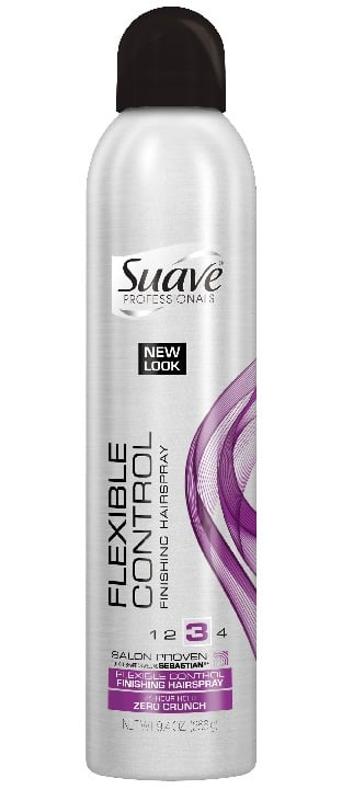 Suave Professionals Hairspray Flexible Control Finishing