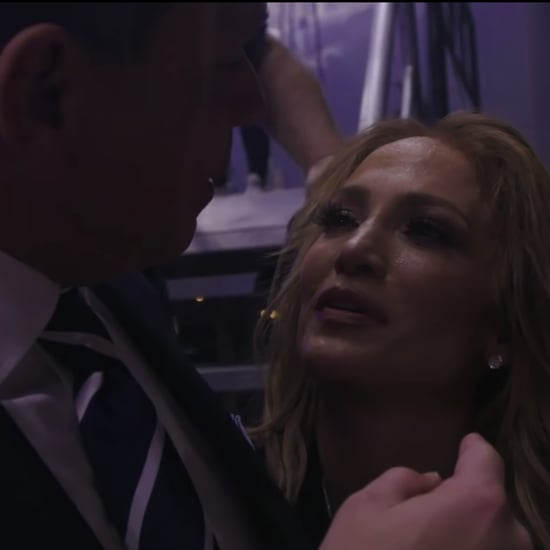 Alex Rodriguez Comforting Jennifer Lopez After Concert Video