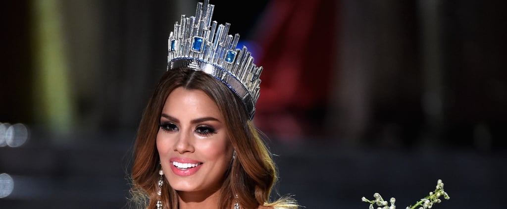 Miss Colombia Reacts to Her Miss Universe Loss Backstage