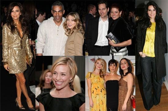 2008 Fall New York Fashion Week: Tory Burch, Michael Kors, Anna Sui, Prada