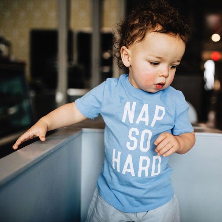 41c6439011 Cute Toddler T-Shirts | POPSUGAR Family