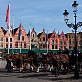 Take a Carriage Ride on the Picturesque Streets of Bruges, Belgium