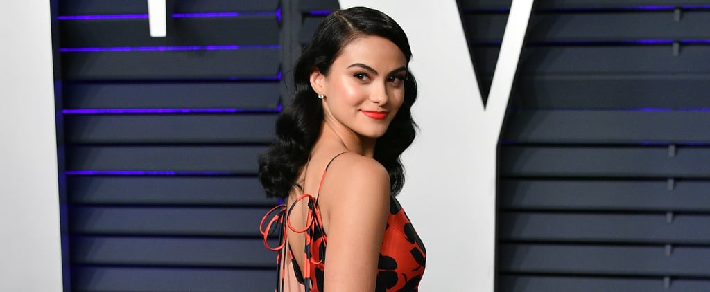 Camila Mendes's Quotes About Her Met Gala Dress 2019