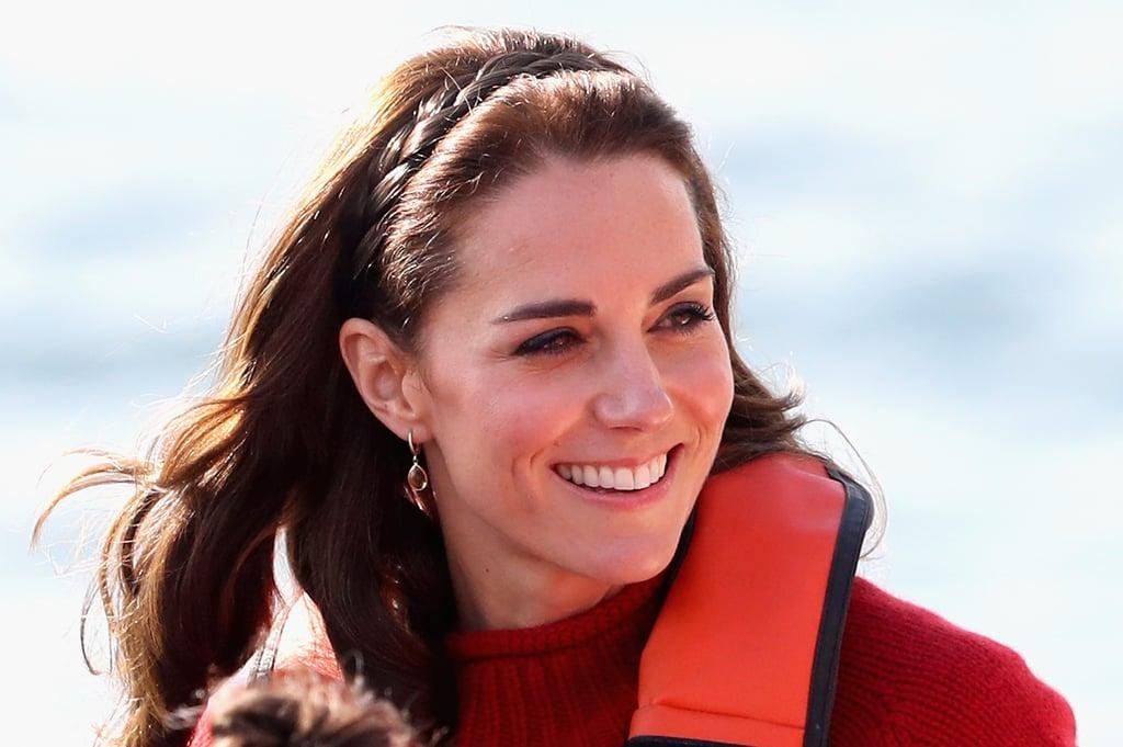 Kate Middleton Kiki McDonough Earrings