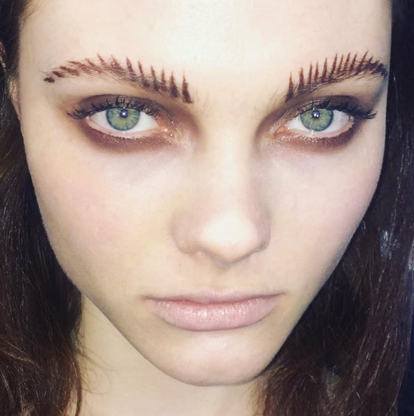 「Feral Frond Eyebrows」の画像検索結果