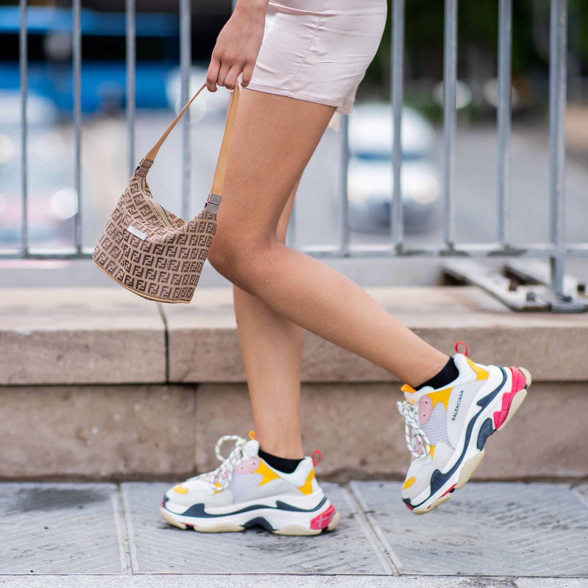 Cute Sneakers 2018 | POPSUGAR Fashion