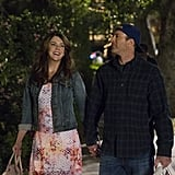 Luke and Lorelai's Relationship May Be in Flux