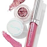 ColourPop Glitterally Obsessed + Supernova Shadow Bundle in Sandia Smash