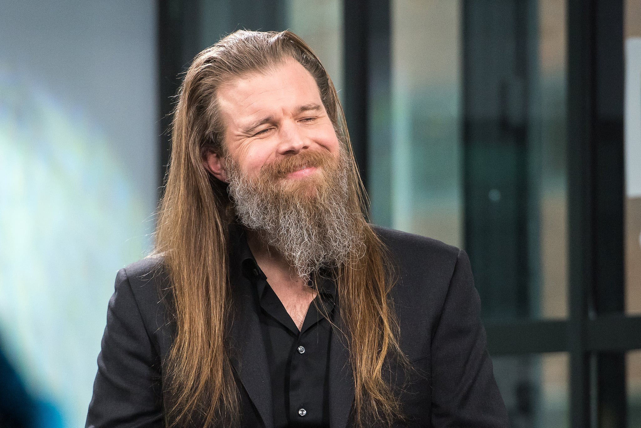 NEW YORK, NY - JANUARY 20:  Ryan Hurst attends the Build Series to discuss