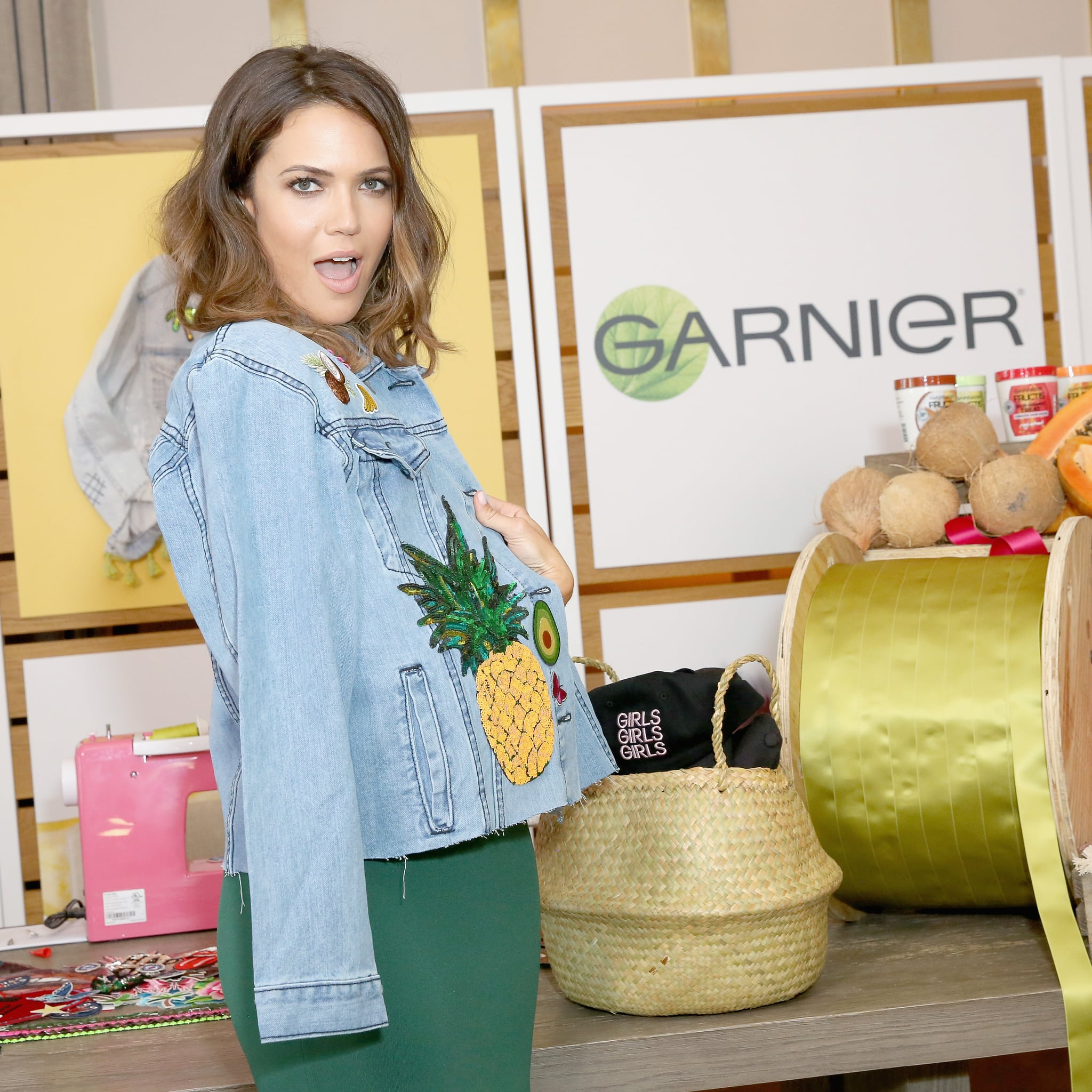 WEST HOLLYWOOD, CA - MAY 03:  Mandy Moore attends a 'Girls' Night In' hosted by Mandy Moore and Garnier at Hills Penthouse on May 3, 2018 in West Hollywood, California.  (Photo by Rachel Murray/Getty Images for Garnier)