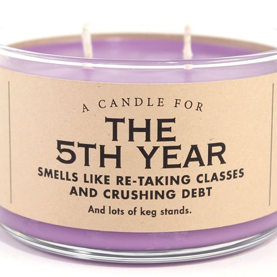 This Fifth-Year Candle Smells Like Craft Beer