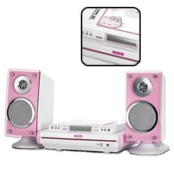 Love It or Leave It? Hello Kitty Stereo System