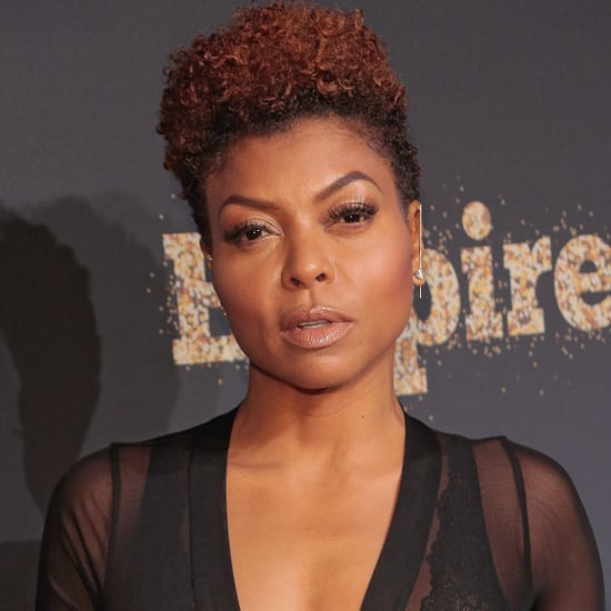 Why Taraji P Henson Doesn't Straighten Her Hair