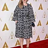 Julie Delpy at the 2014 Academy Awards Nominees Luncheon