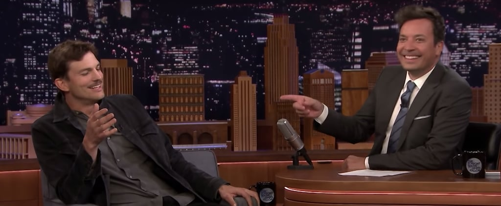 Ashton Kutcher's Clever Trick to Avoid Saying Curse Words