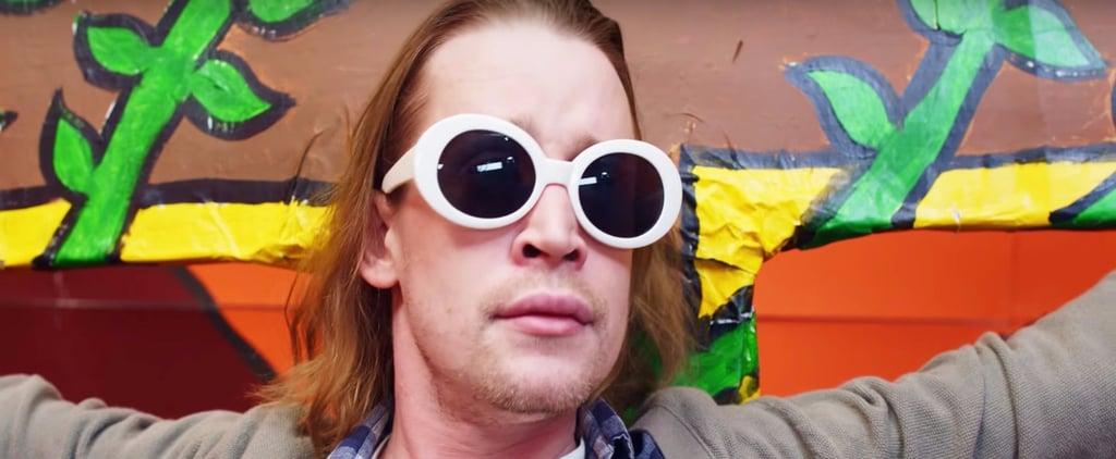 Macaulay Culkin Plays Kurt Cobain in This Music Video That Feels More Like a Weird Dream