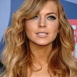 2008: Lindsay Lohan