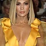 Jennifer Lopez's Lob Haircut