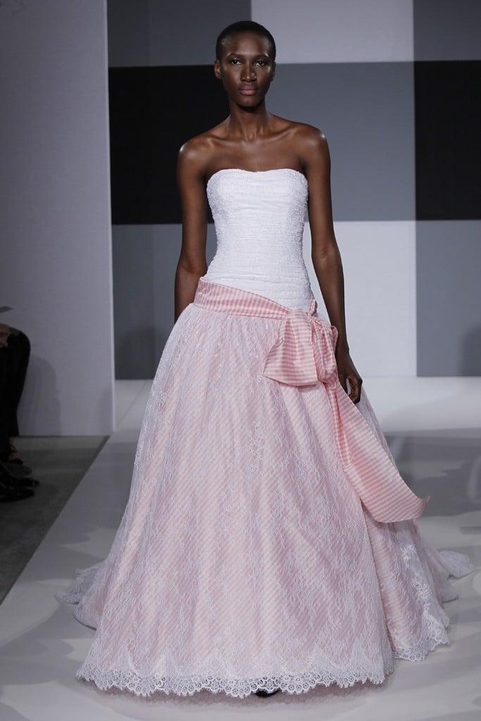 Isaac Mizrahi For Kleinfeld Bridal Spring 2013