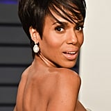 Kerry Washington With a Pixie Cut