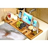 Royal Craft Wood Natural Bamboo Bathtub Caddy