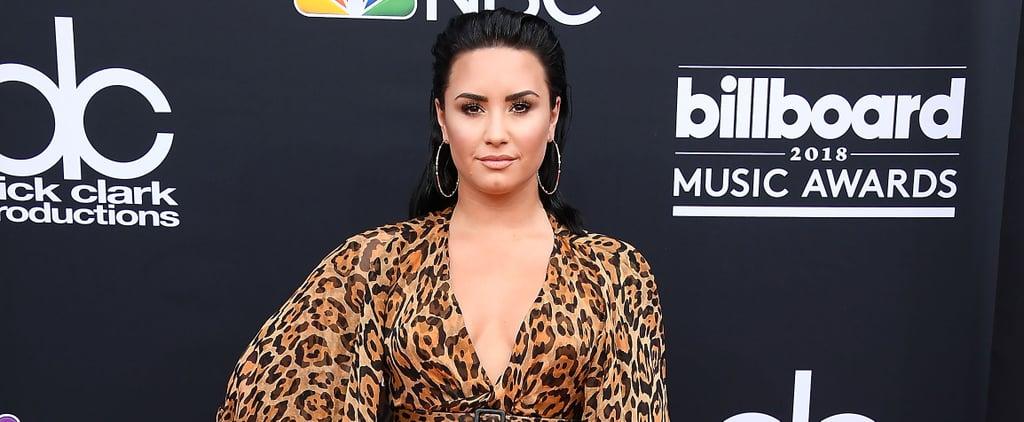 Demi Lovato Backup Dancer's Open Letter About Overdose
