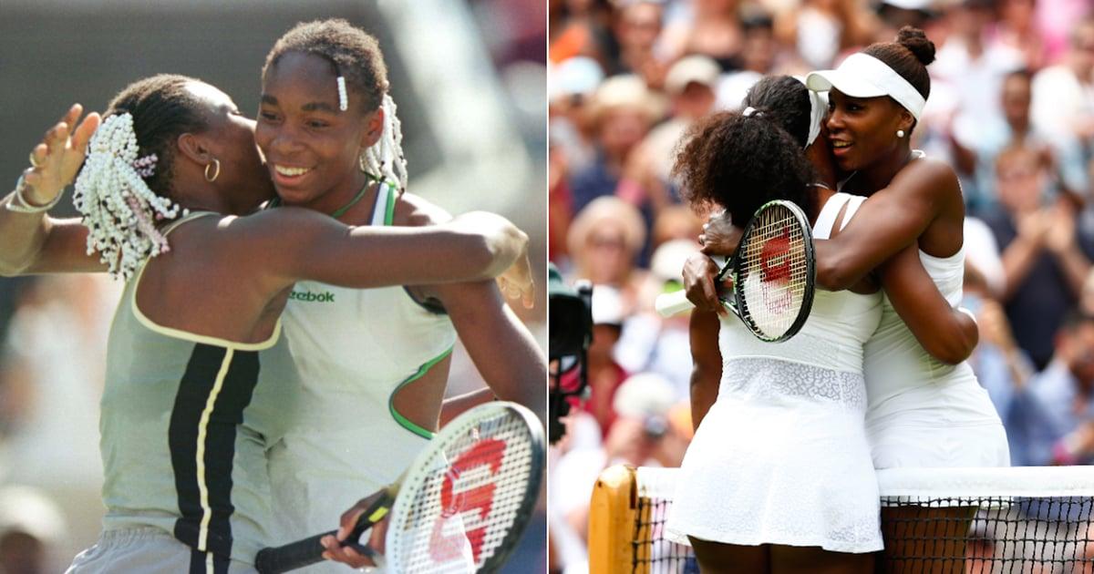 libro de texto Tentáculo Diariamente  Watch Serena Williams's