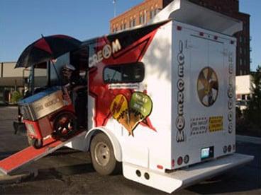 Anarchist Ice Cream Truck