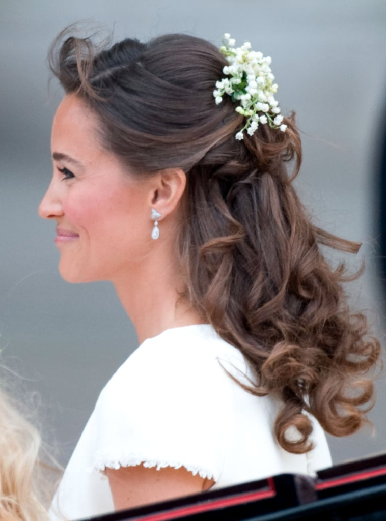 Pippa Middleton Wedding Hair Predication