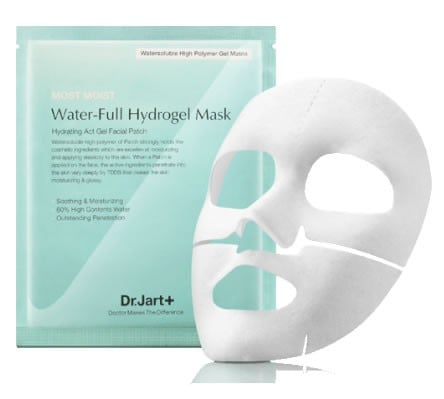 Dr. Jart's Water Fuse Water-Full Hydrogel Mask