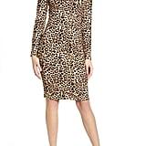 Leith Long-Sleeve Body-Con Dress
