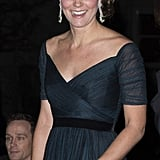 Kate Needed Little Else to Turn Heads, but She Completed Her Look With a Diamond Bracelet