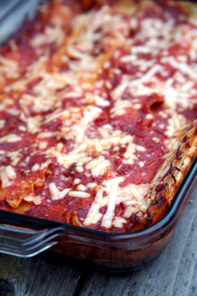 Prep Lasagna and Have Lunch For the Week