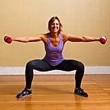Exercise 4: Plié Squats