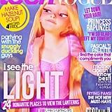 Magazine Cover Rapunzel