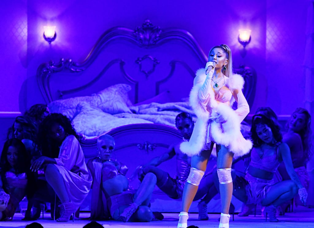 Ariana Grande's Performance Outfits at the 2020 Grammys