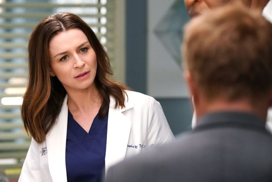 Grey\'s Anatomy Tumors | POPSUGAR Entertainment