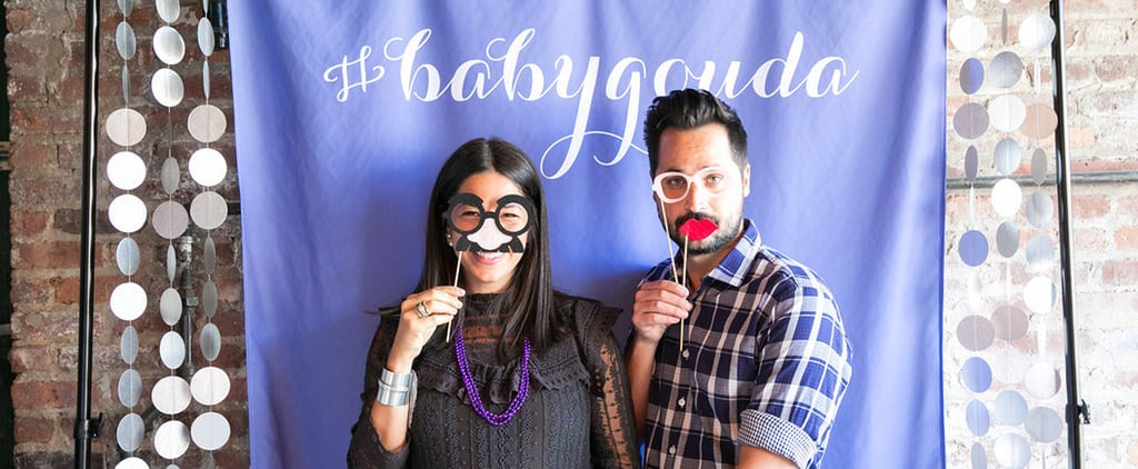 7 Tips For Throwing a Fabulous Coed Baby Shower That Everyone Can Get Behind