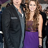 Miley Cyrus Family Pictures
