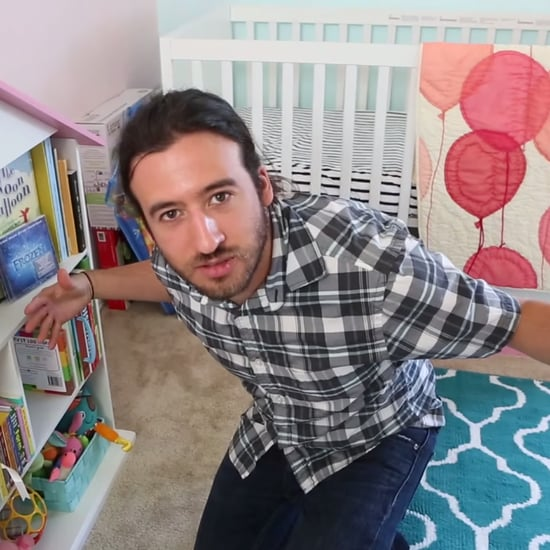 Nursery Tour in the Style of MTV Cribs