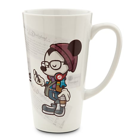 """Happiest Hipster on Earth'' Mug"