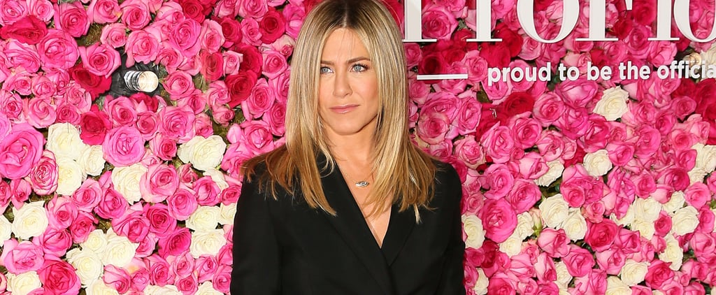 Jennifer Aniston Sticks to a Classic Look That Works Every Time