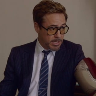 Robert Downey Jr. Gives Bionic Iron Man Arm to Little Boy