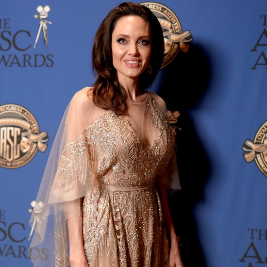 Angelina Jolie at the 2018 ASC Awards