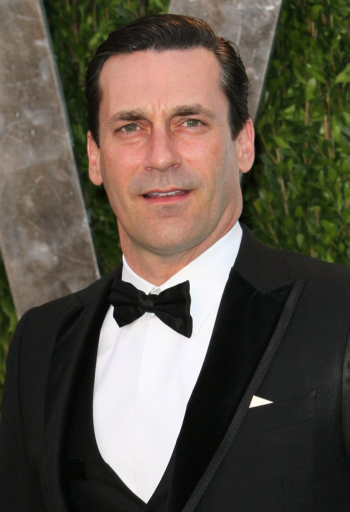 Jon Hamm Asked to Wear Underwear