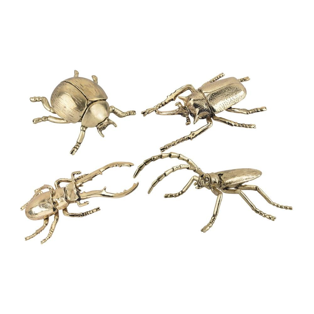 Dimond Lighting Hand Forged Gold Insects ($98)