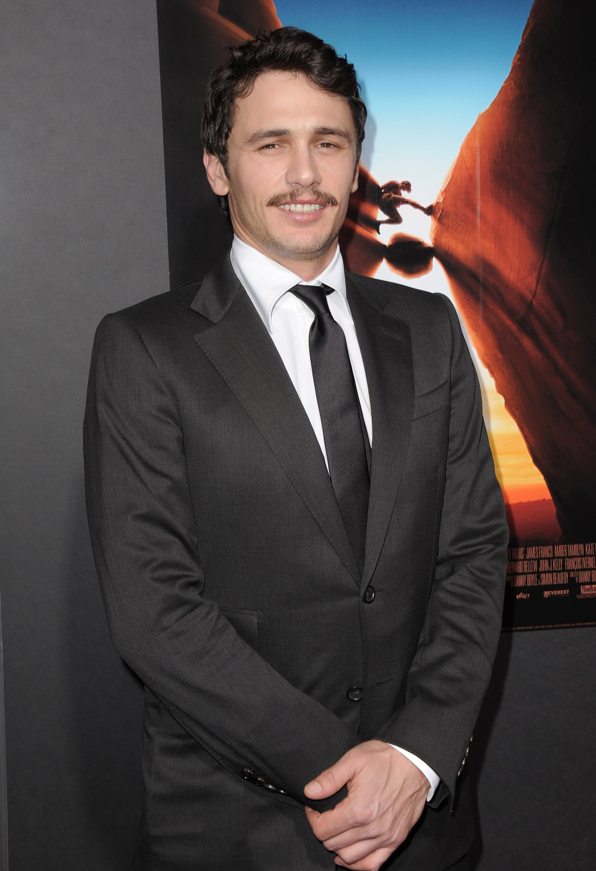 James Franco With Family and Friends at the LA Premiere of ...