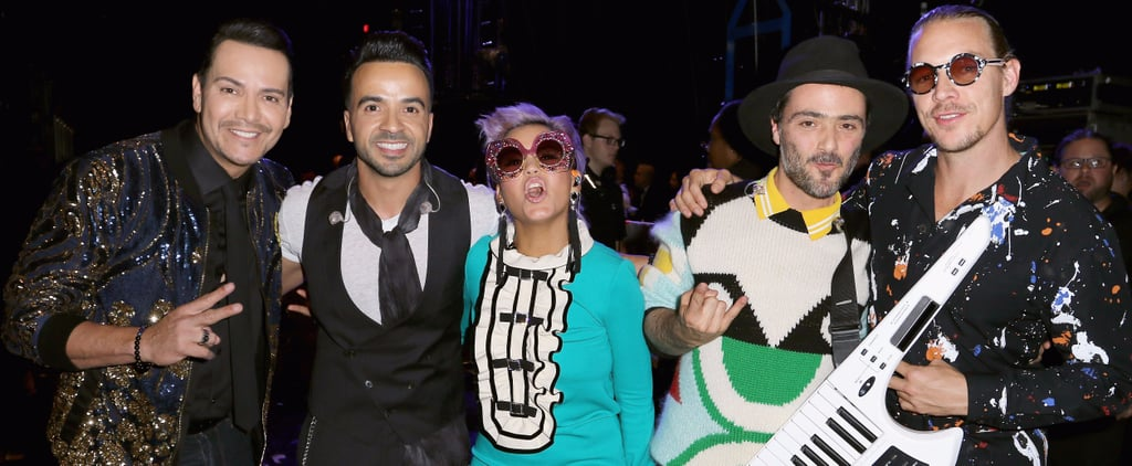 Best Pictures From the Latin Grammys 2017