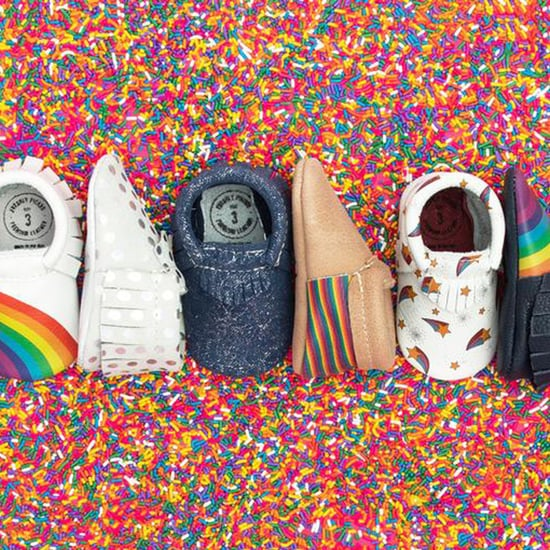 Freshly Picked Rainbow Shoes